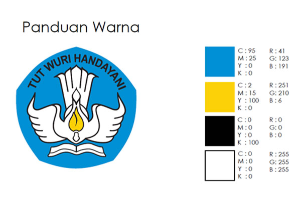 Logo Tut Wuri Handayani SD, SMP, SMA