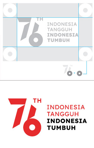 batas aman logo hut ri 76 2021 png