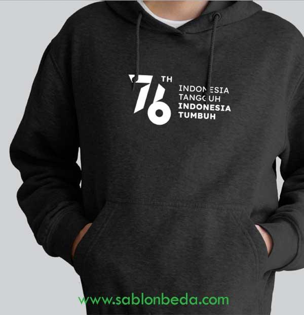 desain sablon hoodie sweater logo hut ri 76 2021