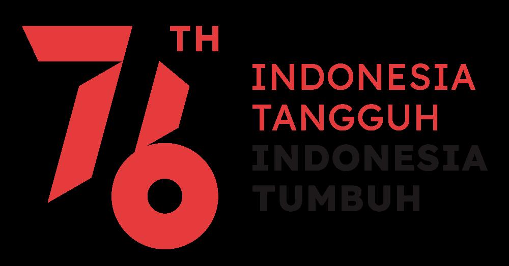 logo hut ri 76 2021 png sablon beda
