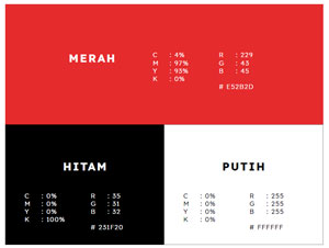 warna logo hut ri 76 2021 png